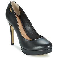 Sapatos Mulher Escarpim Dumond VEGETALO a. Preto