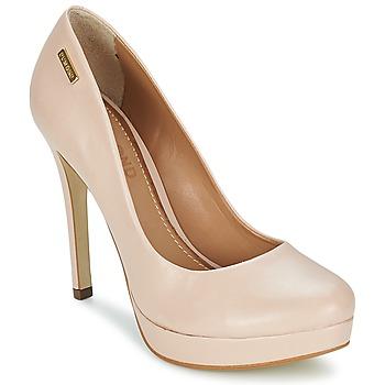 Sapatos Mulher Escarpim Dumond VEGETAL b. Bege