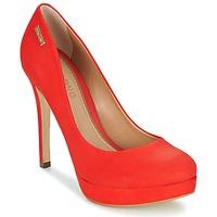 Sapatos Mulher Escarpim Dumond NOBUCKO b. Vermelho