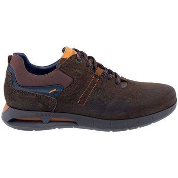 Sapatos Homem Sapatilhas Fluchos Zapatos  F0657 Café Castanho