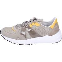 Sapatos Homem Sapatilhas Guardiani Sneakers BR647 Bege