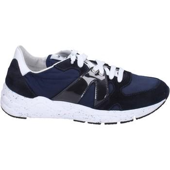 Sapatos Homem Sapatilhas Guardiani Sneakers BR649 Azul