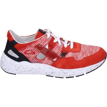 Sapatos Homem Sapatilhas Guardiani Sneakers BR650 vermelho