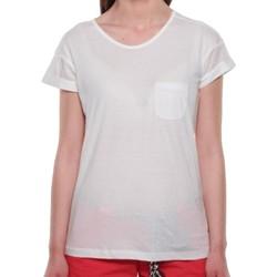 Textil Mulher T-Shirt mangas curtas Sun Valley  Branco