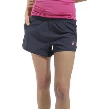 Textil Mulher Shorts / Bermudas Asics  Azul
