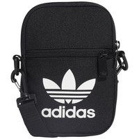 Malas Bolsa tiracolo adidas Originals Fest Bag Trefoil Preto