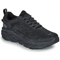 Sapatos Homem Sapatilhas de corrida Hoka one one CHALLENGER LOW GTX Preto