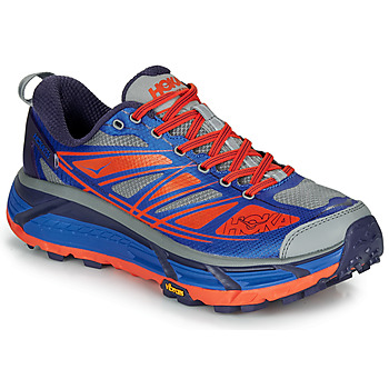 Sapatos Homem Sapatilhas de corrida Hoka one one Mafate Speed 2 Azul