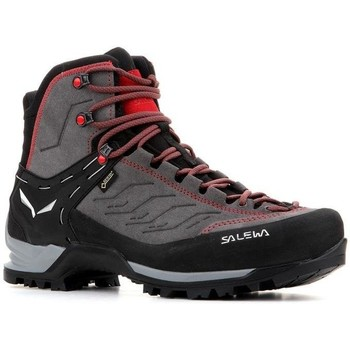 Sapatos Homem Sapatos de caminhada Salewa MS MTN Trainer MID GTX 63458 4720 grey