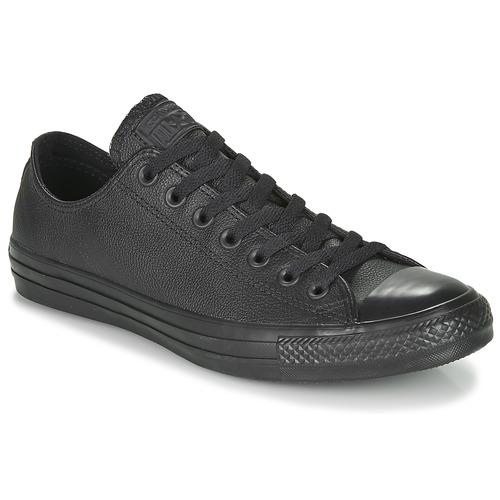 Sapatos Sapatilhas Converse CHUCK TAYLOR ALL STAR MONO OX Preto