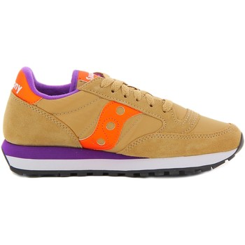Sapatos Mulher Sapatilhas Saucony JAZZ ORIGINAL W sneaker mulher bege bege