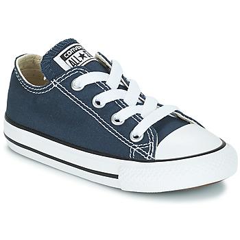 Sapatos Criança Sapatilhas Converse CHUCK TAYLOR ALL STAR CORE OX Marinho