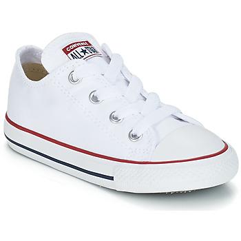 Sapatos Criança Sapatilhas Converse CHUCK TAYLOR ALL STAR CORE OX Branco