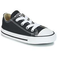 Sapatos Criança Sapatilhas Converse CHUCK TAYLOR ALL STAR CORE OX Preto
