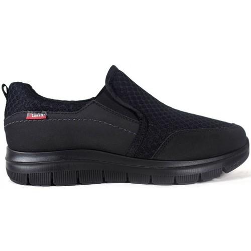 Sapatos Homem Slip on Luisetti Zapatos  31101 Negro Preto