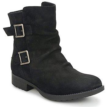 Sapatos Mulher Botas baixas Casual Attitude RIJONES Preto
