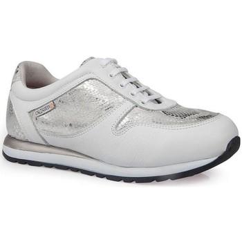 Sapatos Mulher Sapatilhas Calzamedi ORO BORDEAUX SPORTS SHOES W PLATA