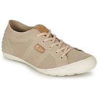 Sapatos Mulher Sapatilhas Palladium GLORIEUSE Bege