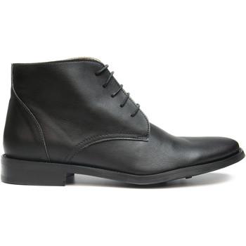 Sapatos Homem Botas baixas Nae Vegan Shoes Dover Black preto