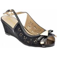 Sapatos Mulher Sandálias Laura Biagiotti  Preto