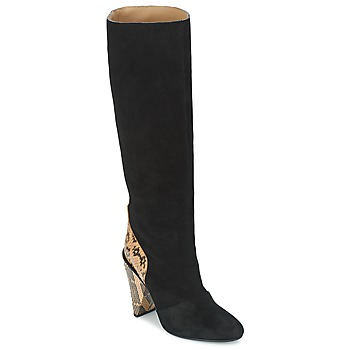 Sapatos Mulher Botas See by Chloé SB25005 Preto