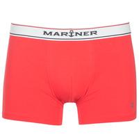 Roupa de interior Homem Boxer Mariner JEAN JACQUES Vermelho