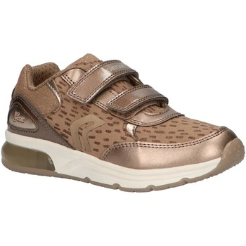 Sapatos Rapariga Sapatilhas Geox J948VB 0DHAJ J SPACECLUB Gold