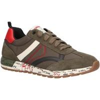 Sapatos Rapaz Sapatilhas Geox J929EA 0FU22 J ALBEN Verde