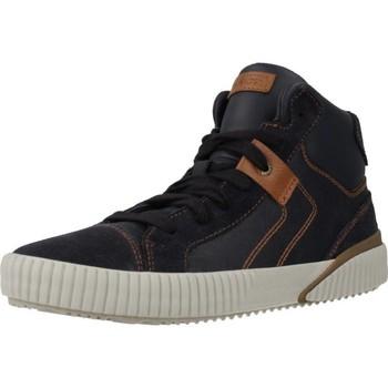 Sapatos Rapaz Sapatilhas de cano-alto Geox J ALONISSO BOY Azul