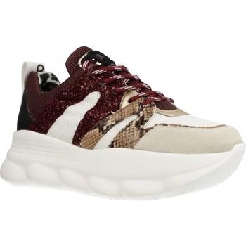 Sapatos Mulher Sapatilhas Meline OP402 Vermelho