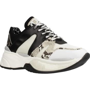 Sapatos Mulher Sapatilhas Meline SQ400 Branco