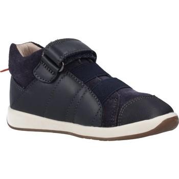 Sapatos Rapaz Sapatilhas Garvalin 191310 Azul