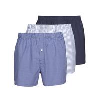 Roupa de interior Homem Boxer Lacoste 7H3394-8X0 Branco / Azul