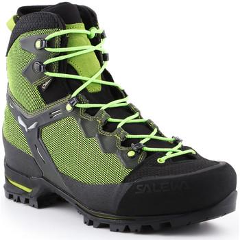 Sapatos Homem Sapatos de caminhada Salewa Ms Raven 3 GTX 361343-0456 green