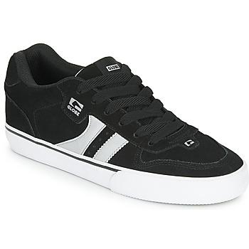 Sapatos Homem Sapatilhas Globe ENCORE-2 Preto