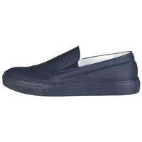 Sapatos Homem Mocassins Made In Italia - lamberto Azul