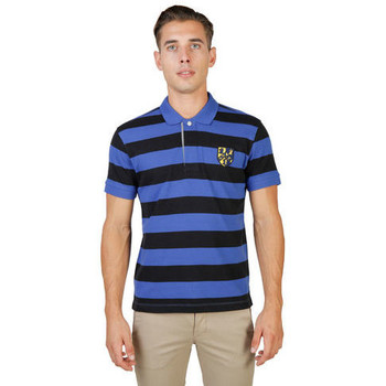 Textil Homem Polos mangas curta Oxford University - trinity-rugby-mm Preto
