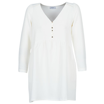 Textil Mulher Vestidos curtos Betty London LADY Branco