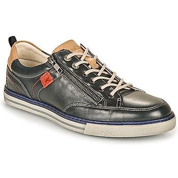 Sapatos Homem Sapatilhas Fluchos QUEBEC Marinho / Bege / Vermelho