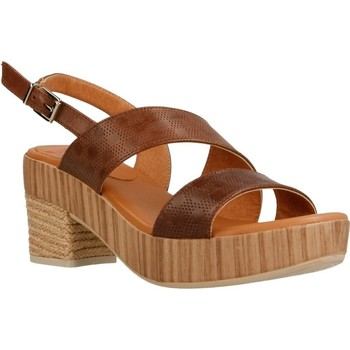 Sapatos Mulher Sandálias Mikaela 17071 Marron