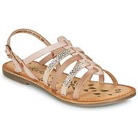 Sapatos Rapariga Sandálias Kickers DIXON Rosa
