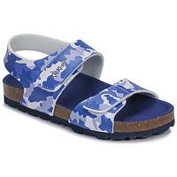 Sapatos Rapaz Sandálias Kickers SUMMERKRO Azul