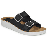 Sapatos Mulher Chinelos Kickers OVIDA Preto