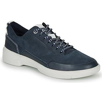 Sapatos Mulher Sapatilhas Kickers ORUKAMI Marinho