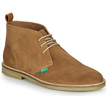 Sapatos Homem Botas baixas Kickers TYL Bege