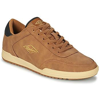 Sapatos Homem Sapatilhas Umbro IPAM Castanho