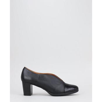 Sapatos Mulher Botas baixas Sandra Fontan MISION Preto