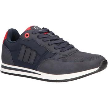Sapatos Homem Sapatilhas MTNG 84086 Azul