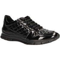 Sapatos Mulher Sapatilhas Geox D94F2D 0DE67 D SUKIE Negro