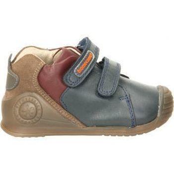 Sapatos Criança Botas baixas Biomecanics 191155 B bleu